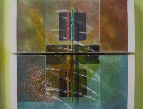 Paul Garland's broken symmetry – City Newspaper Review